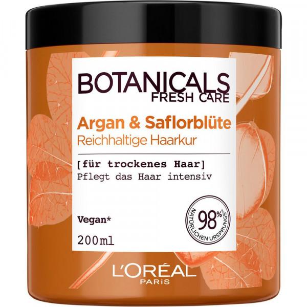 "Haarpflegekur ""Botanicals"", Argan + Saflorblüte"