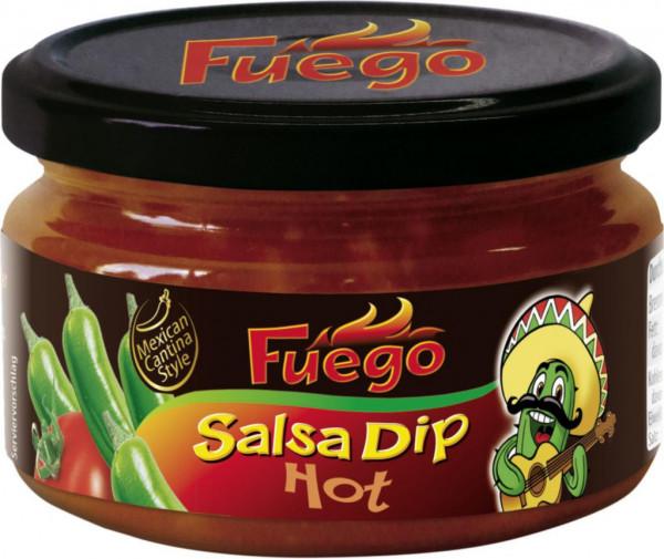 Salsa Dip, hot