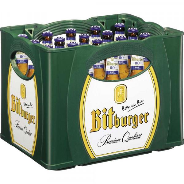 0,0% Pilsener Bier,alkoholfrei (20 x 0.5 Liter)