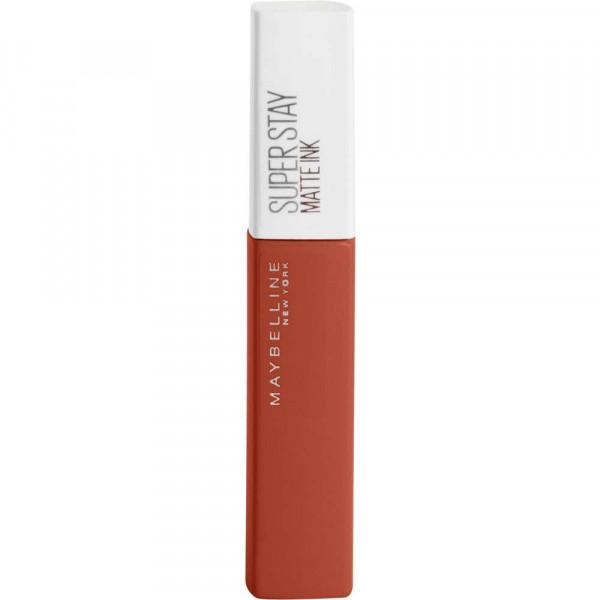 Lippenstift Superstay Matte Ink, Bricks Globetrotter 135