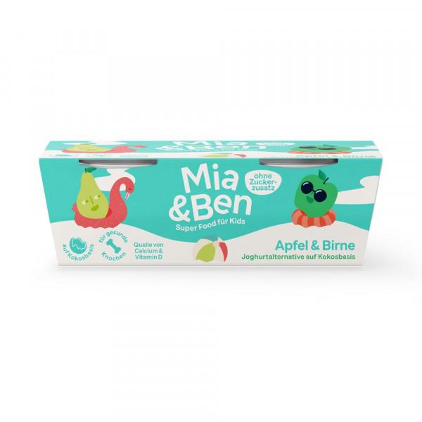 Joghurtalternative, Apfel&Birne