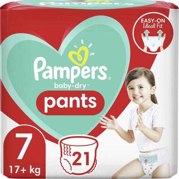 Windeln Baby Dry Pants Gr. 7, 17+kg