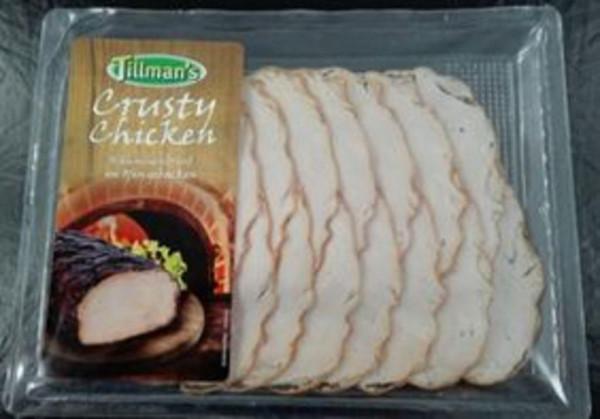 Crusty Chicken / Hähnchenbrust