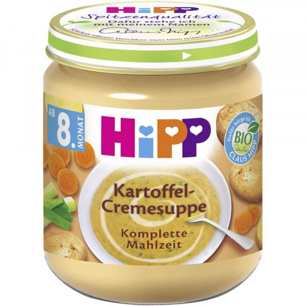 Baby Cremesuppe, Kartoffel