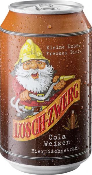 Biermischgetränk, Cola-Weizen 2,8%
