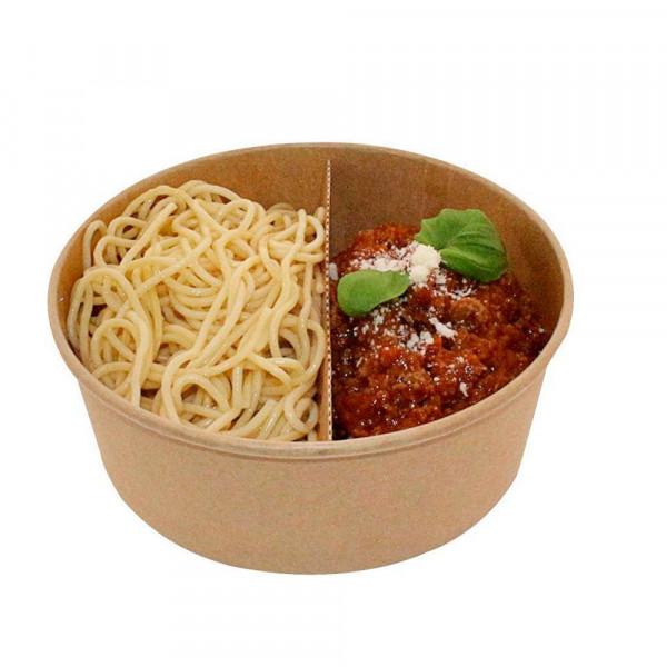 Pasta mit Bolognese Sauce