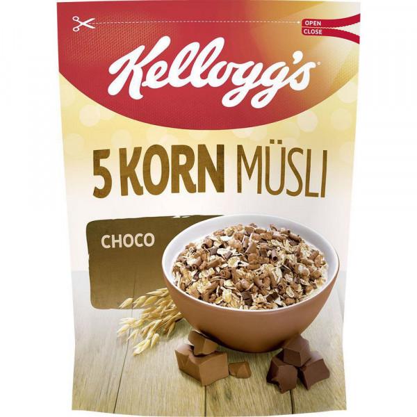 5-Korn Müsli, Schoko