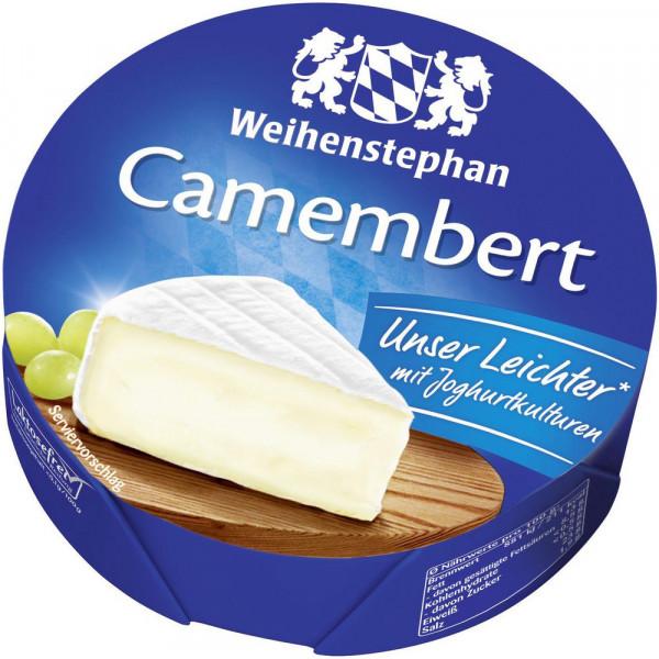 Camembert, leicht