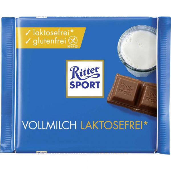 Tafelschokolade, Vollmilch, laktosefrei