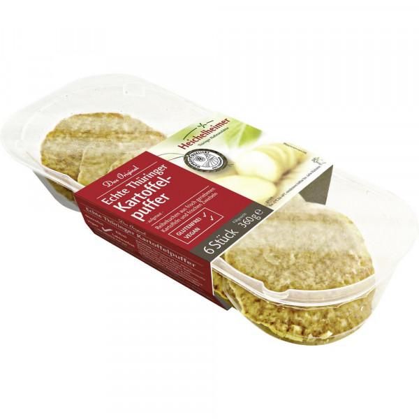 Thüringer Kartoffelpuffer