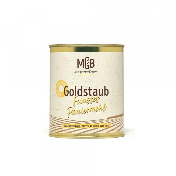 "Feinstes Paniermehl ""Goldstaub"""