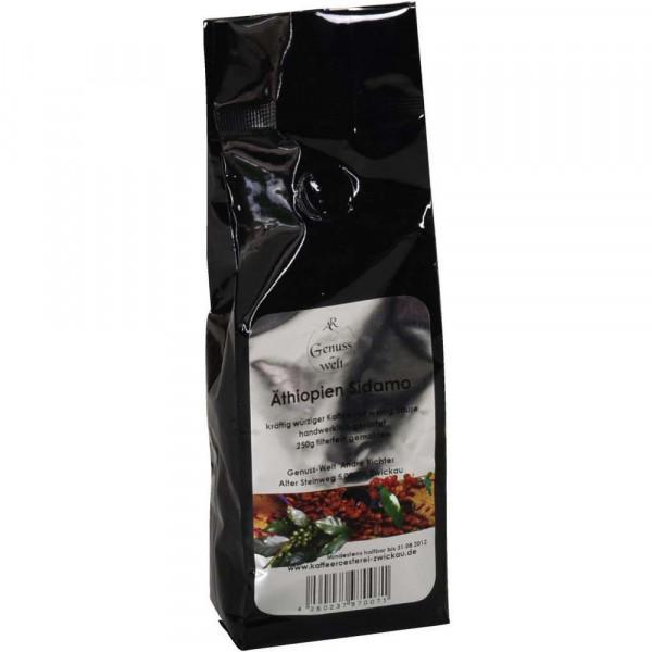 """Kaffee """"Äthiopien Sidamo"""" gemahlen"""