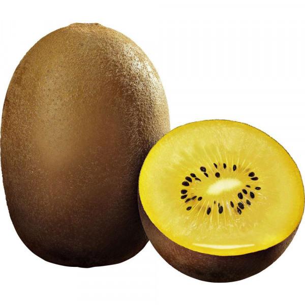 Kiwi gelb, 2/3er Schale