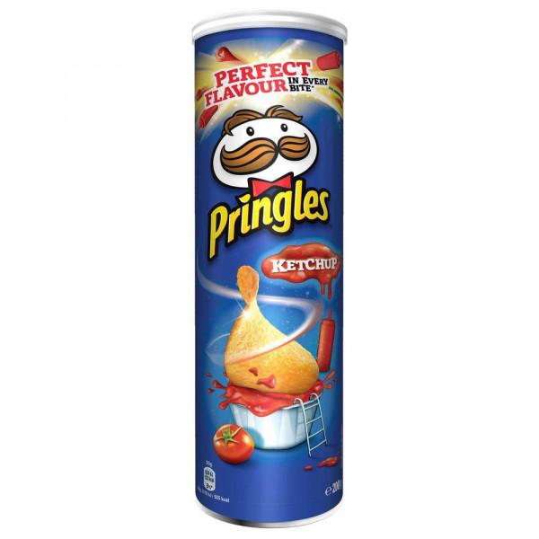 Chips, Ketchup