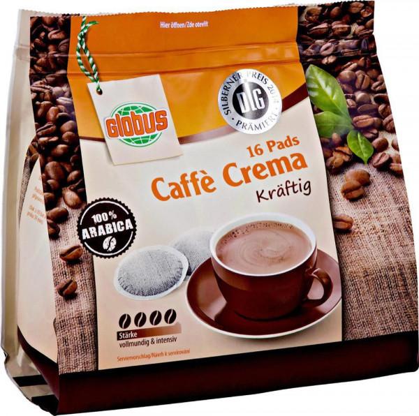 Kaffee Pads Caffè Crema, kräftig