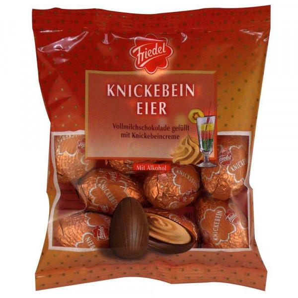 Schokoladen-Knickebein-Eier
