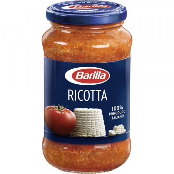 Pasta Sauce Pomodore mit Tomaten & Ricotta
