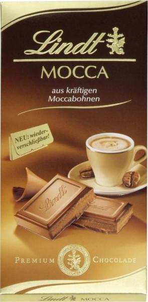 Tafelschokolade Mokka