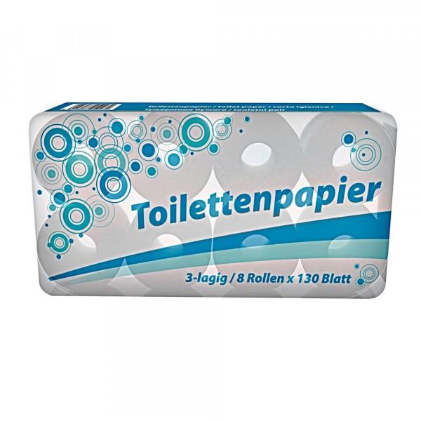 Toilettenpapier, 3-lagig