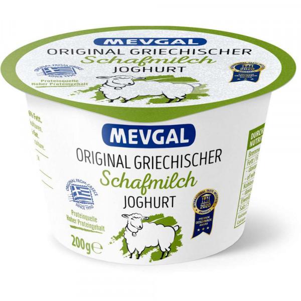 griechischer Schafmilchjoghurt, 6% Fett