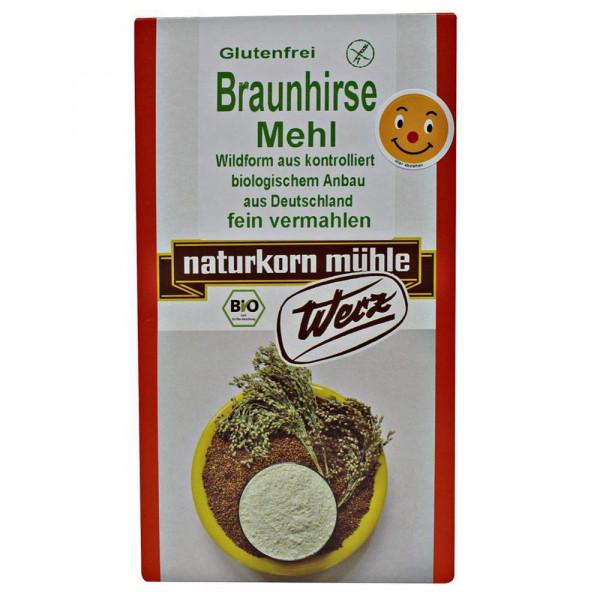 Bio Braunhirse Mehl glutenfrei