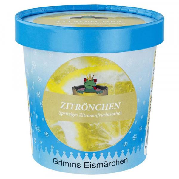 "Zitronenfruchtsorbet ""Zitrönchen"""