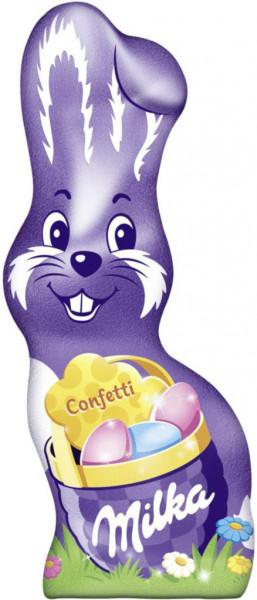 Schokoladen-Osterhase Confetti