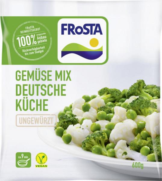 Gemüsemix Deutsche Küche, tiefgekühlt