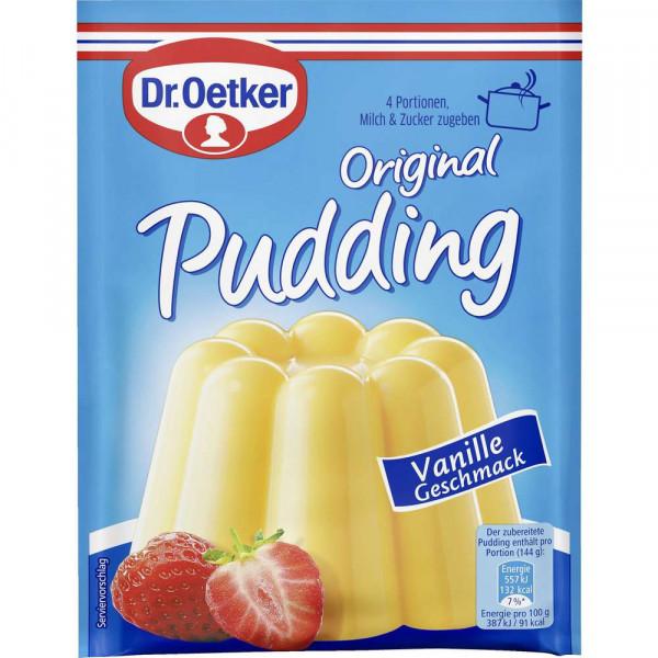 Original Vanille-Puddingpulver