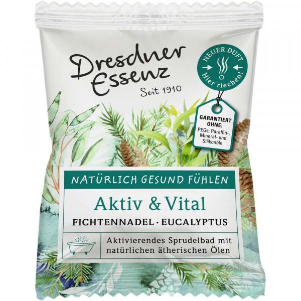"""Badezusatz """"Aktiv & Vital"""", Fichtennadel/Eucalyptus"""