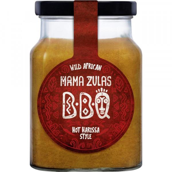 BBQ-Sauce, Hot Harisa Style