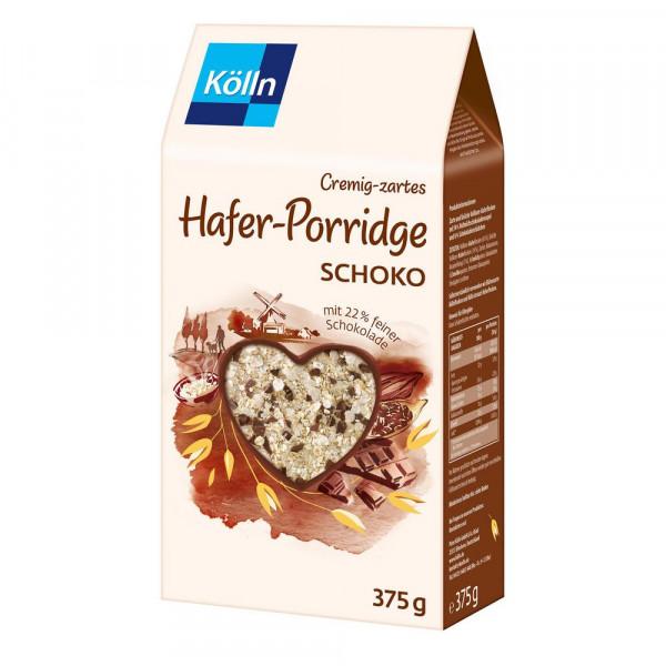 Hafer-Porridge, Schoko