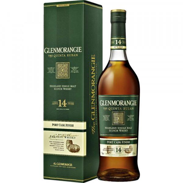 "Single Malt Scotch Whisky ""Quinta Ruban"" 14 Jahre 46%"