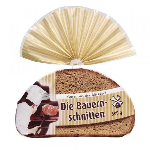 """Roggen Mischbrot """"Bauernschnitte"""""""