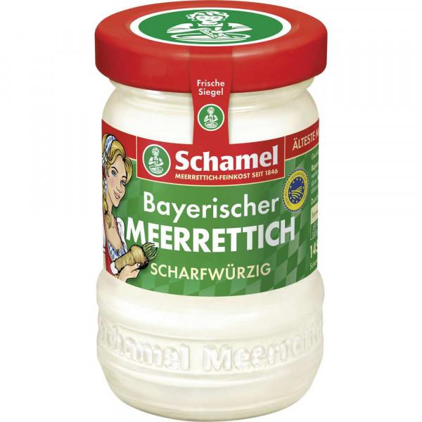 """Bayerischer Meerrettich """"Scharfwürzig"""""""