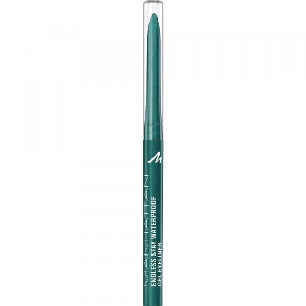 Endless Stay Waterproof Gel Eyeliner, Emerald Sparkle 005