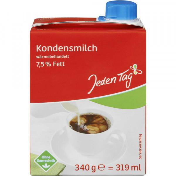 Kondensmilch 7,5%