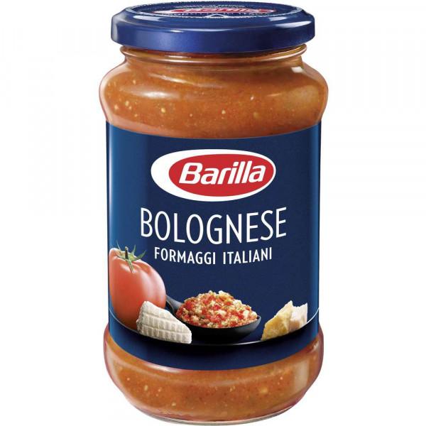 Pasta Sauce Bolognese Formaggi Italiani mit italienischem Käse