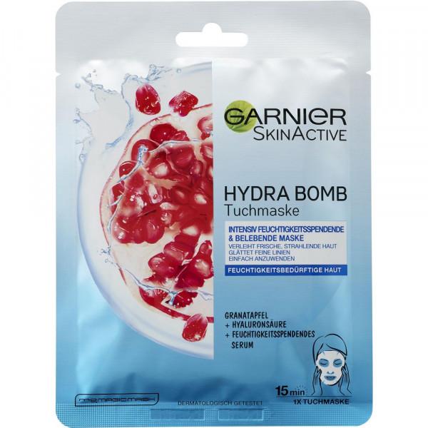 Hydra Bomb Tuchmaske, blau