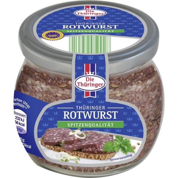 Rotwurst, Original