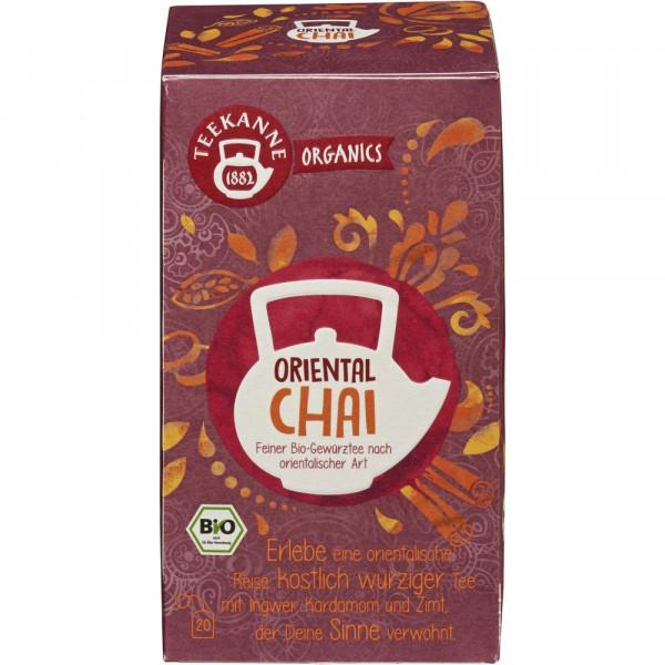 BIO Organics Oriental Chai Tee