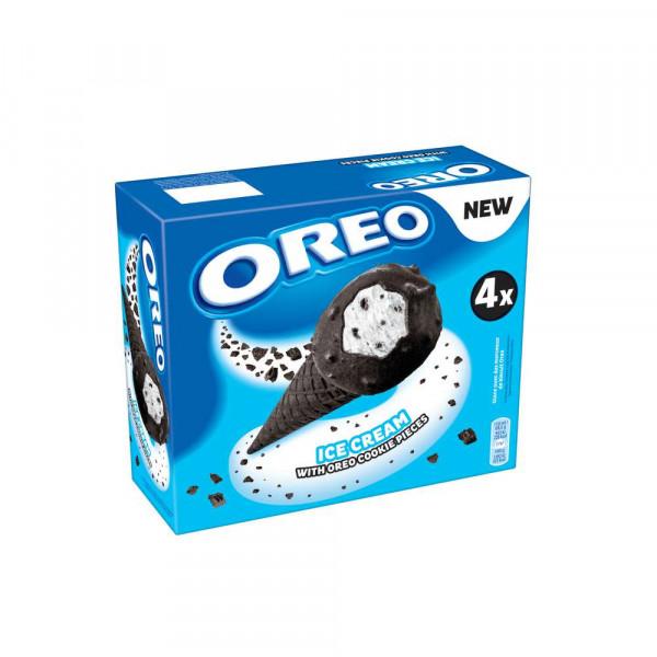 Waffeleis, Oreo mit Keksstücken