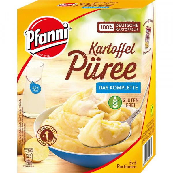 "Kartoffel Püree ""Das Komplette"""