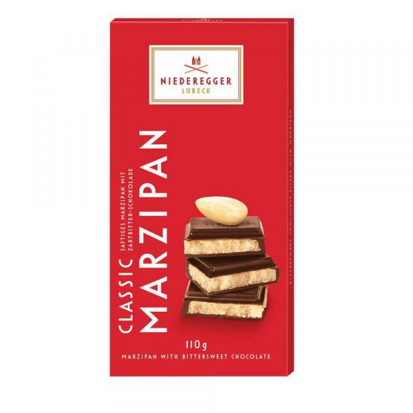 Tafelschokolade Marzipan