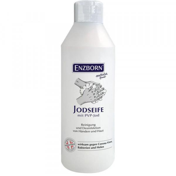 Jodseife, Desinfektionsmittel