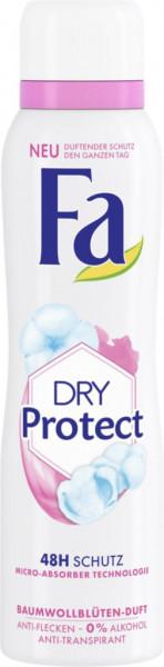 "Deospray ""Dry Protect Cotton Mist"""