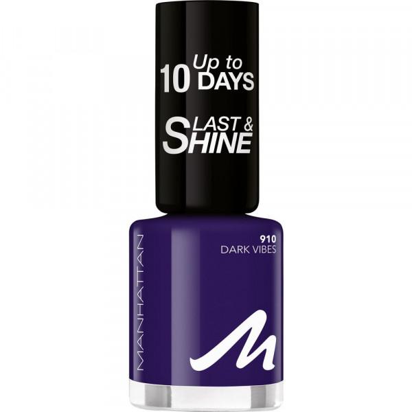 Nagellack Last & Shine, Dark Vibes 910