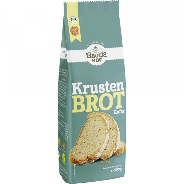 """Bio Backmischung """"Krustenbrot"""", Hafer"""