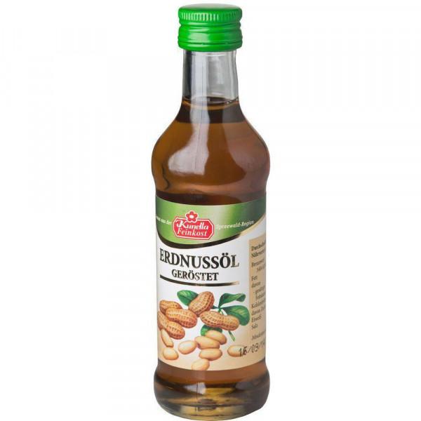 Erdnussöl, geröstet