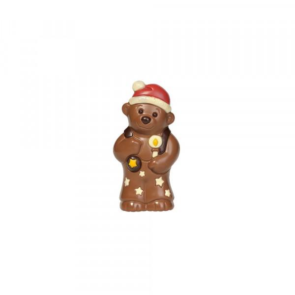 Schokoladen-Weihnachtsbär